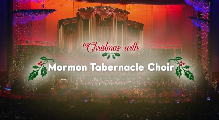 Christmas with the Mormon Tabernacle Choir: Preview