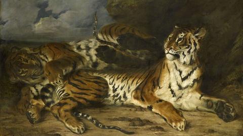 NYC-ARTS Profile: Eugène Delacroix
