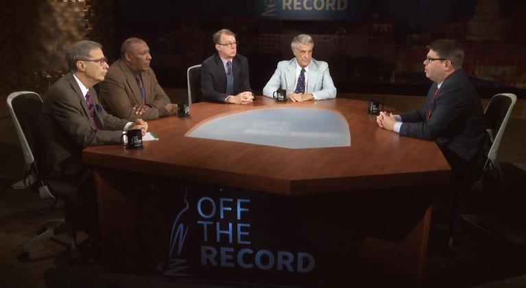 Off the Record: Brandon DIllon | Off the Record OVERTIME | 6/22/18