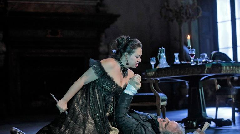 Great Performances: Tosca - Trailer