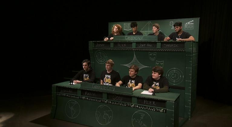 Scholastic Hi-Q: Granite City vs. Carbondale 2829