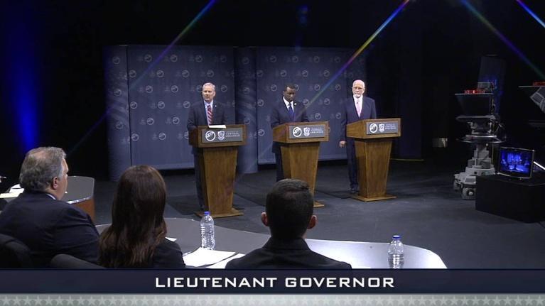 AETN Debates: Lieutenant Governor