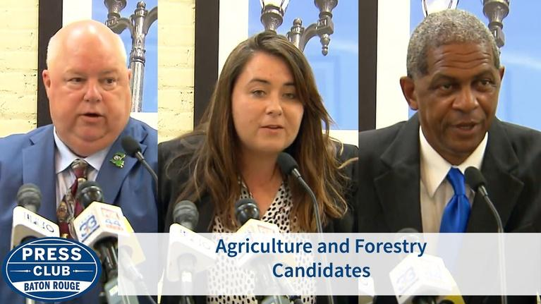 Press Club: Agriculture Commissioner Candidates Forum | 09/09/19