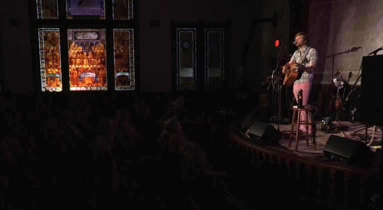 LIVE from The Old Steeple: John Craigie with the Shook Twins