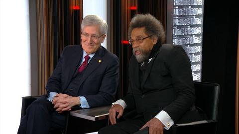 Firing Line -- Cornel West & Robert George