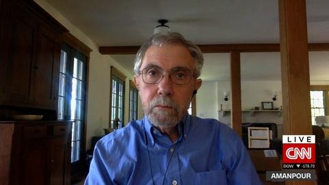 Paul Krugman on the State of the U.S. Economy