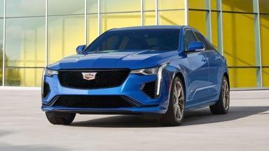 2021 Cadillac CT4-V & 2020 Nissan GT-R NISMO
