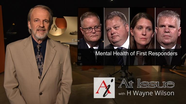 At Issue: S32 E03: Mental Health of First Responders