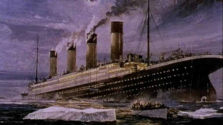 Empire of the Air: The Titanic Disaster