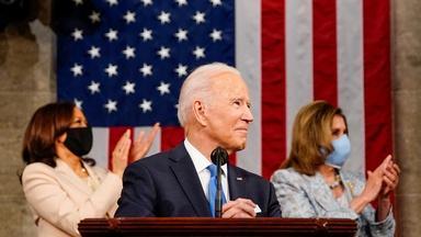 Make Politics Boring Again: Joe Biden's First 100 Days