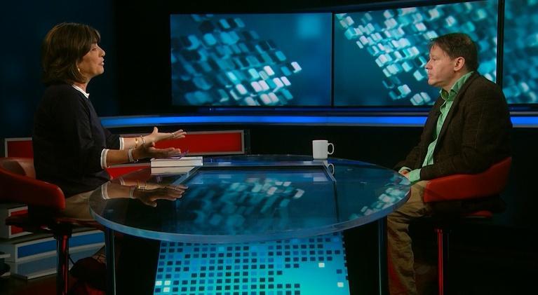 Amanpour on PBS: Amanpour: Richard Clarke and David Graeber