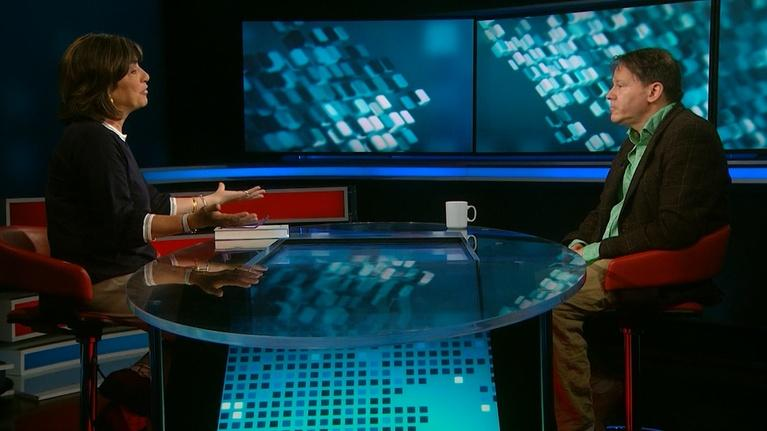 Amanpour on PBS: Amanpour: Richard Clarke and David Graeber