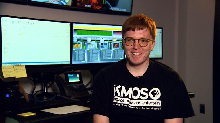 Red Digital Studios: KMOS Student Spotlight - Jacob