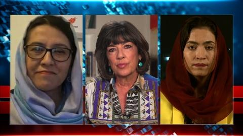 Amanpour and Company -- Women's Rights in Afghanistan