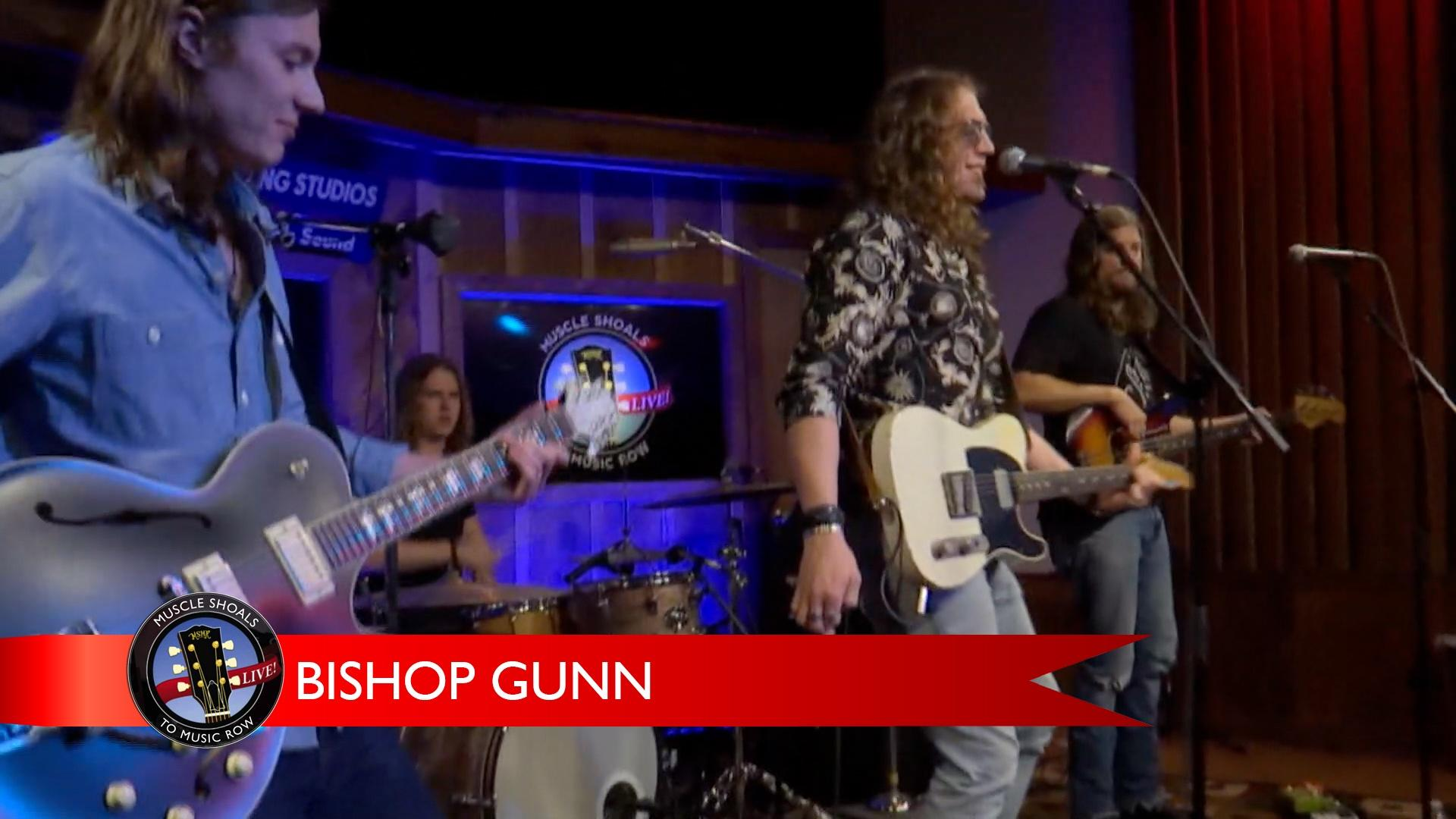 Bishop Gunn | Season 2 Episode 17 | Muscle Shoals to Music