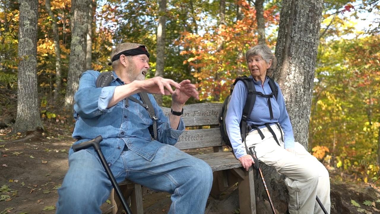 My Hike With Laura Waterman (Preview)