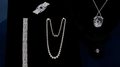 Appraisal: Art Deco Jewelry, ca. 1920