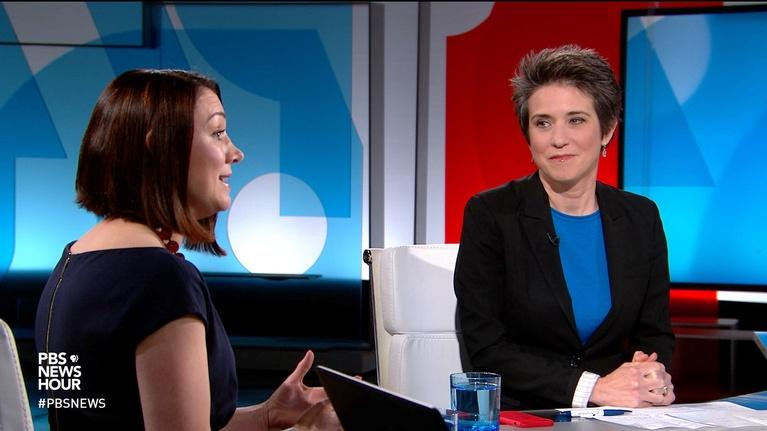 PBS NewsHour: Tamara Keith and Amy Walter on 2020 Rust Belt stakes