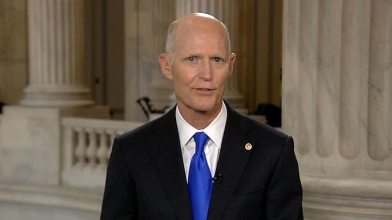 Amanpour and Company: Rick Scott on Trump and the 2020 Election