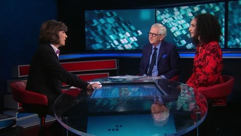 Amanpour and Company -- Is Racism to Blame for Harry and Meghan's Retirement?