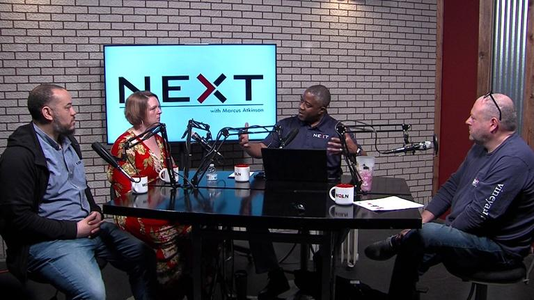 NEXT with Marcus Atkinson: Episode 204