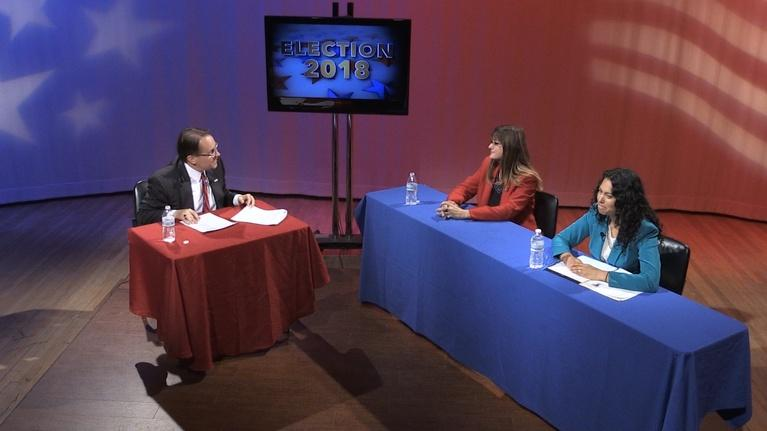 KRWG Specials: NM 2nd Congressional District Democratic Primary Forum