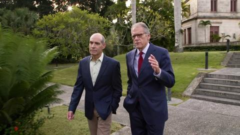 Weekend in Havana -- U.S - Cuban Relations through the Years
