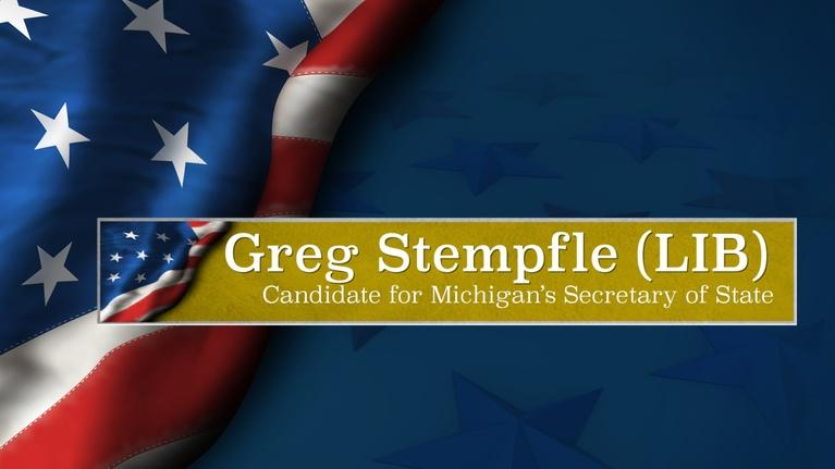 Meet the Candidates on CMU Public Television: Meet the Candidates Stempfle (LIB - SOS)