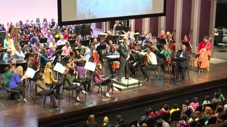 SDPB Specials: South Dakota Symphony - Carnegie Hall Link Up Concert