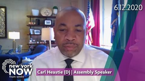 S2020 E24: Assembly Speaker Heastie on Police Reform Bills, COVID-19