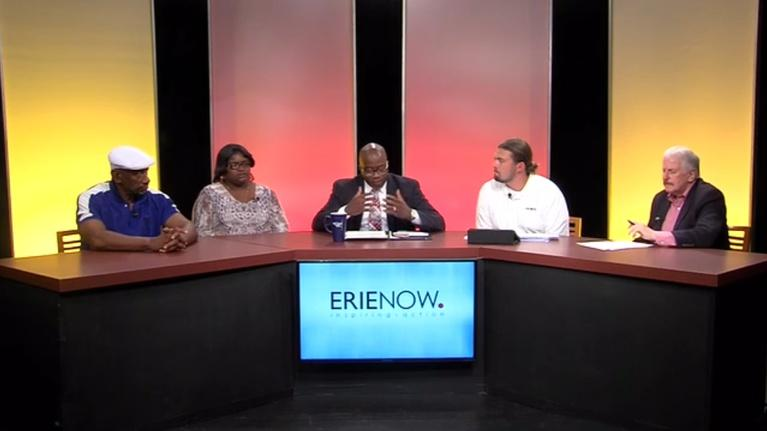 Erie Now: Community Violence