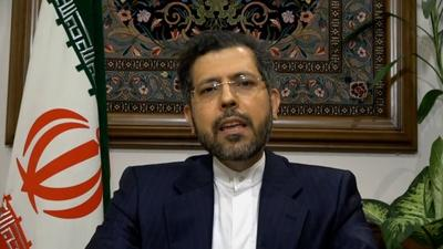 Amanpour and Company | Iran's Foreign Ministry Spokesman Gives Nuclear Deal Update