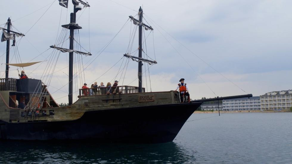 Mackinaw Pirate Cruises image