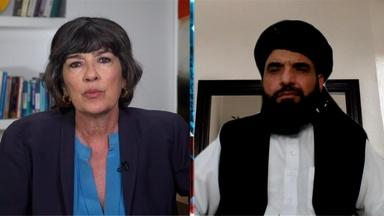 Taliban Spokesperson Committed to Peace Negotiations