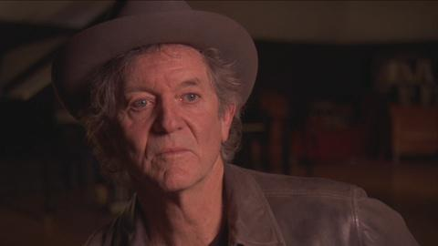 "Country Music -- ""Desperados Waiting For A Train"""