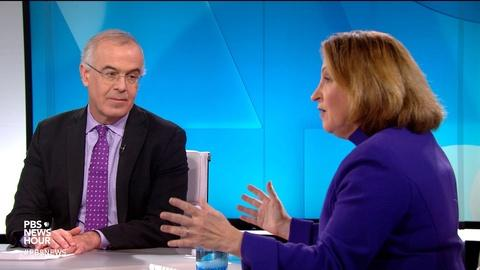 PBS NewsHour -- David Brooks and Ruth Marcus on a 'moderate' new Congress