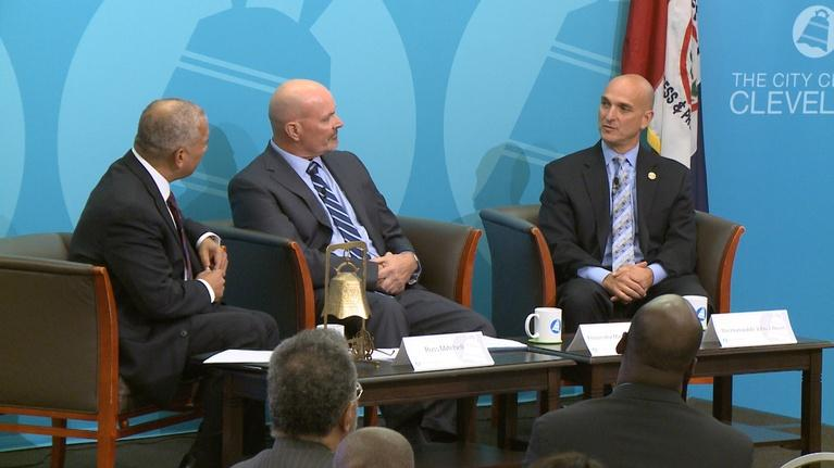 The City Club Forum: Criminal Justice Reform: What's Next for Cuyahoga County?