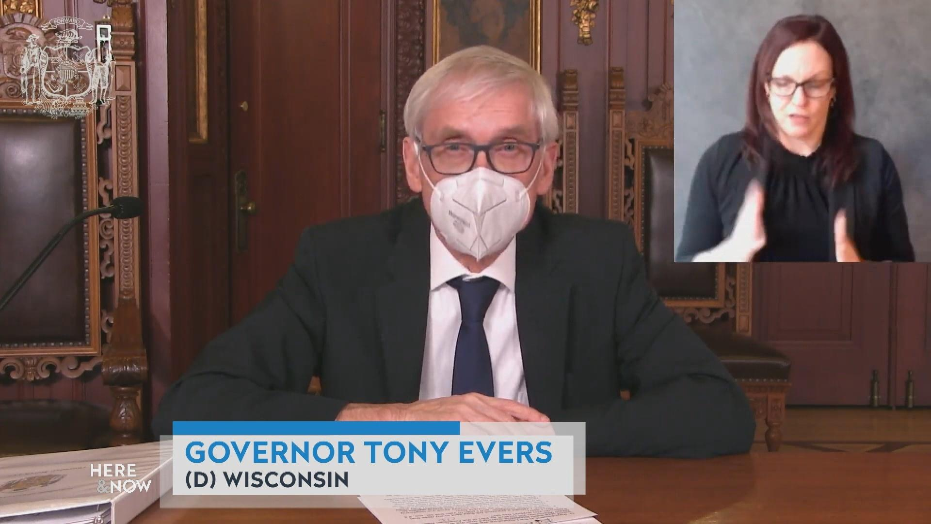 Gov. Evers COVID Relief Distribution Plan for Wisconsin
