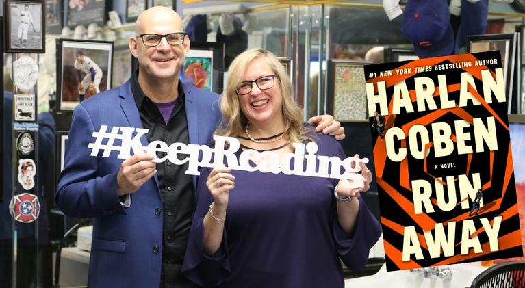 A Word on Words | NPT: Harlan Coben | A Word on Words | NPT