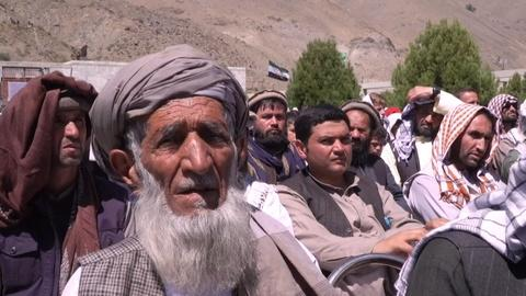 PBS NewsHour -- Taliban seeks power share, but will ethnic groups approve?