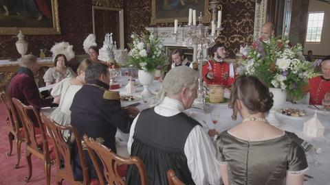 Victoria & Albert: The Wedding -- Wedding Feast