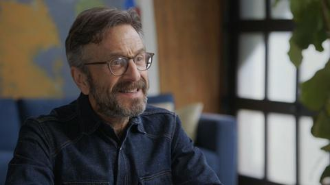 Finding Your Roots -- Marc Maron's Ancestors Suffering in Europe