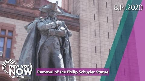 The Philip Schuyler Statue Controversy