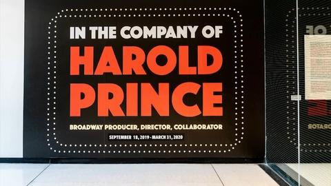 This Week at Lincoln Center: Harold Prince