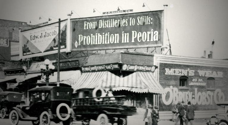 From Distilleries to Stills: Prohibition In Peoria: From Distilleries to Stills: Prohibition In Peoria
