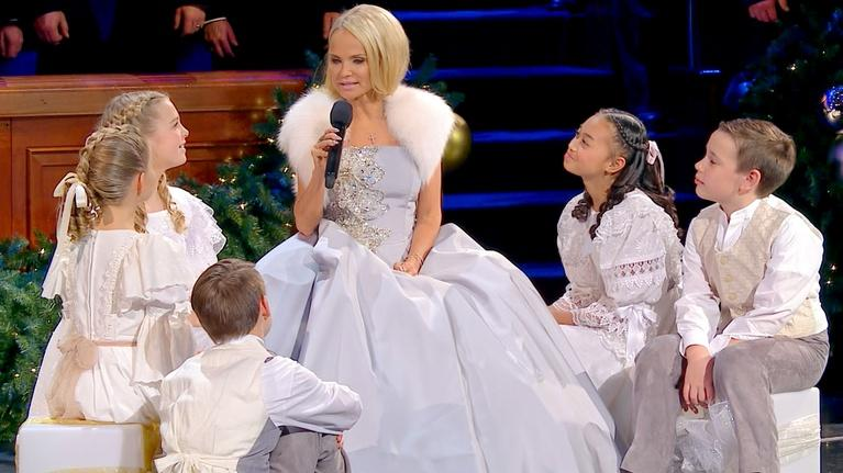 Christmas With The Tabernacle Choir: What Child is This?