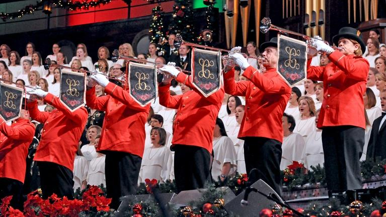 Christmas with the Mormon Tabernacle Choir: Joy to the World