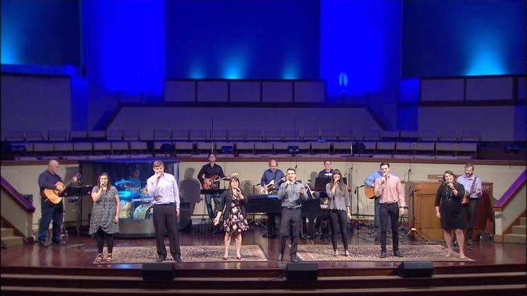 Gospel Showcase: FBC Martin Worship Team