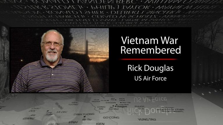 Vietnam War Remembered: Rick Douglas