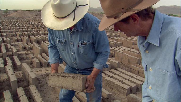 The Desert Speaks: Ageless Mud: Adobe Homes in the Desert